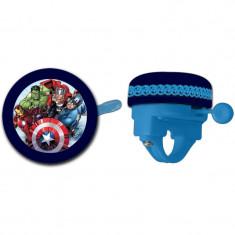 Sonerie pentru bicicleta Avengers Eurasia, Albastru/Navy