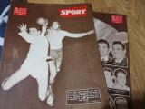 Colecție de 13 reviste Sport, decembrie 1958 - martie 1961