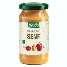 Mustar Bio Gratar&Fondue Fara Gluten Byodo 200ml Cod: 561407