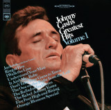 Johnny Cash Greatest Hits Volume 1 LP (vinyl)