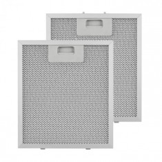 Klarstein filtru de aluminiu pentru grăsimi 23 x 26 cm, filru de schimb, filtru de rezervă, accesorii