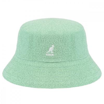 Palarie Kangol Bermuda Bucket Sweet Mint (Masura : XL) - Cod 235225423566 foto