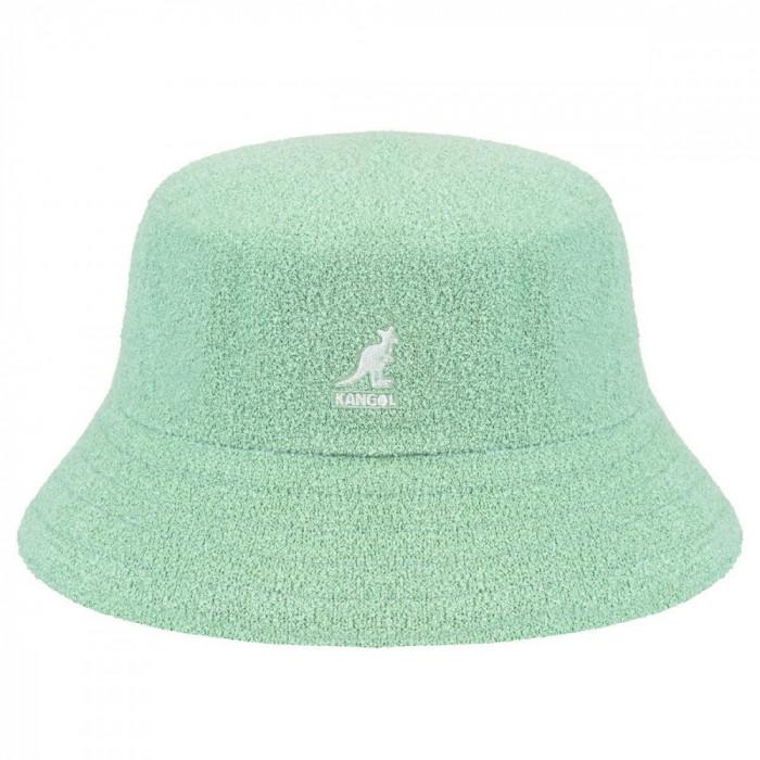 Palarie Kangol Bermuda Bucket Sweet Mint (Masura : XL) - Cod 235225423566