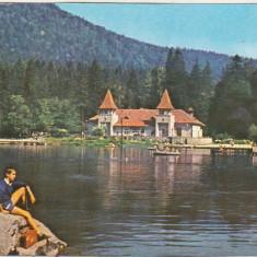 bnk cp Tusnad Bai - Lacul Ciucas - circulata - marca fixa