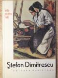 STEFAN DIMITRESCU-BEATRICE BEDNARIK