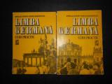 EMILIA SAVIN, IOAN LAZARESCU - LIMBA GERMANA CURS PRACTIC 2 volume (1992)
