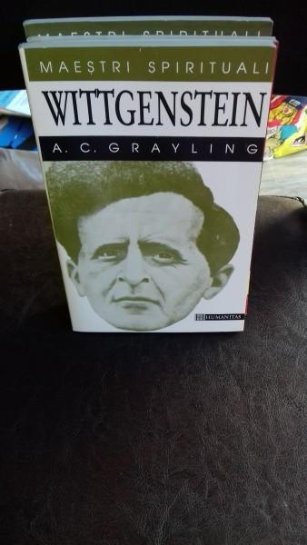 WITTGENSTEIN - A.C. GRAYLING