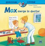 Cumpara ieftin Max merge la doctor/Christian Tielmann, Sabine Kraushaar