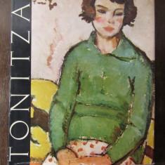 TONITZA , prefata  CORNELIU BABA , IN LIMBA ROMANA , 1963