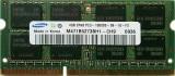 Memorie ram sodimm SAMSUNG 4Gb DDR3 1333Mhz PC3-10600S 1.5V,m471b5273bh1-ch9, 4 GB, 1333 mhz