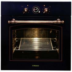 Cuptor incorporabil rustic Hansa BOES68120090, 62l, alimentare electrica, grill, rotisor, Clasa A
