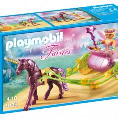 Trasura cu unicorn si zane - Playmobil