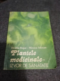 Plante medicinale izvor de sănătate de Ovidiu Bojor