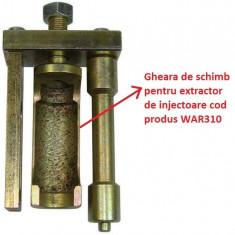Gheara pentru extractor de injectoare WAR310