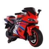 Motocicleta Electrica Sport Premium Motor 12 Volti 3-6 ani max 30 kg Cu Melodii si Lumini Fronta, Moni