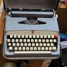Masina de scris Brother DE LUXE