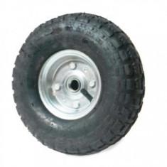 Roata pentru carucioare sau liza, GF-0115, 340-4, gri