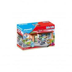 Playmobil City Life - Set mobil magazin alimentar
