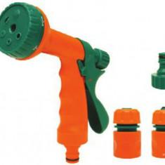 Pistol pentru stropit multijet cu accesorii FLO