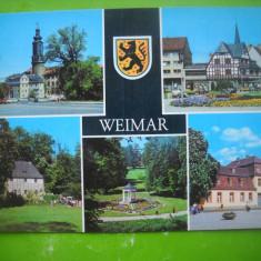 HOPCT 53474 WEIMAR    GERMANIA-NECIRCULATA