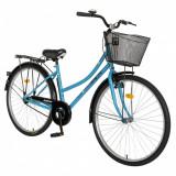 Bicicleta City 28 inch Rich CSR2892A bleunegru, RICH BIKE