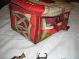 Bullyland, Schleich si Arbaton - Ferma portabila Neat-Oh cu 11 animale domestice