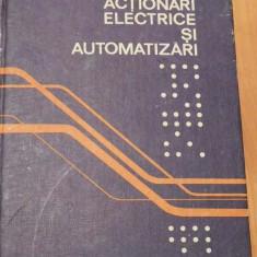 Actionari electrice si automatizari de Carol Saal