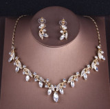 Set colier și cercei Gold Dubai