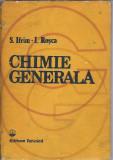 Chimie generala - S. Ifrim / I. Rosca (ed. Tehnica, 1989, cartonata)