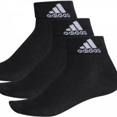 Șosete Adidas Performance Thin Ankle Socks 3PP AA2321 pentru Unisex, Negru