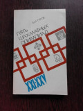 CINCI OLIMPIADE DE SAH XXI-XXV - B.I. TUROV (CARTE IN LIMBA RUSA)