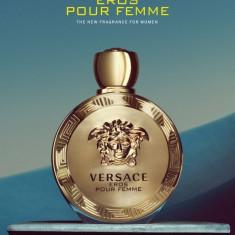 VERSACE EROS POUR FEMME 100ml   Parfum Tester+CADOU