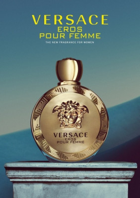 VERSACE EROS POUR FEMME 100ml | Parfum Tester+CADOU foto