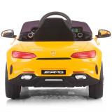 Masinuta electrica Chipolino Mercedes Benz AMG GT yellow