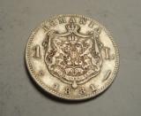 1 Leu 1881 Piesa Frumoasa