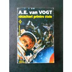 A. E. VAN VOGT - RATACITORI PRINTRE STELE
