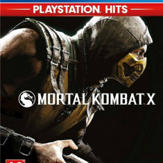 Joc consola Warner Bros Mortal Kombat X Playstation Hits pentru PS4