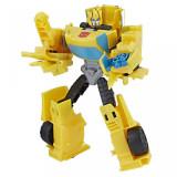 Figurina robot Bumblebee Warrior Class Transformers Cyberverse