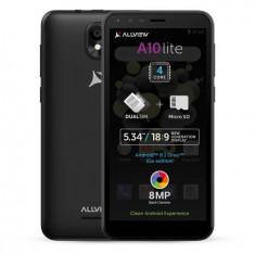 Smartphone Allview A10 Lite 2019 16GB 2GB RAM Dual Sim 3G Black