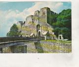Bnk cp Cetatea Neamt - Vedere - circulata - marca fixa, Printata
