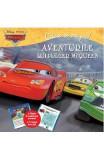 Aventurile lui Fulger McQueen - Citesc si ma joc!