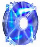 Ventilator CoolerMaster MegaFlow 200 Silent Fan (Blue LED)