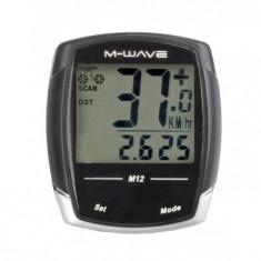 Ciclo-computer M12 M-WAVE