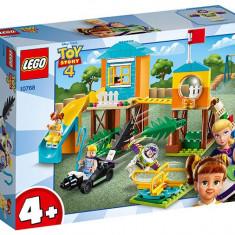 LEGO Toy Story - Aventura lui Buzz si Bo Peep pe terenul de joaca 10768