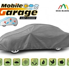 Prelata auto, husa exterioara Jaguar S-Type impermeabila in exterior anti-zgariere in interior lungime 472-500cm, XL Sedan, model Mobile Garage