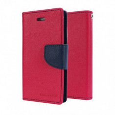 Husa Mercury Fancy Diary iPhone 6 (4,7inch ) Hot Pink Blister