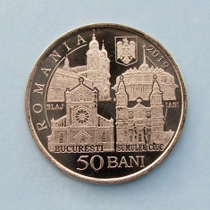 ROMANIA  -  50 Bani 2019  - Vizita Apostolică a Sanctității Sale Papa Francisc
