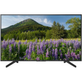 Televizor Sony LED Smart TV KD55XF7005 139cm Ultra HD 4K Black Clasa A, 139 cm