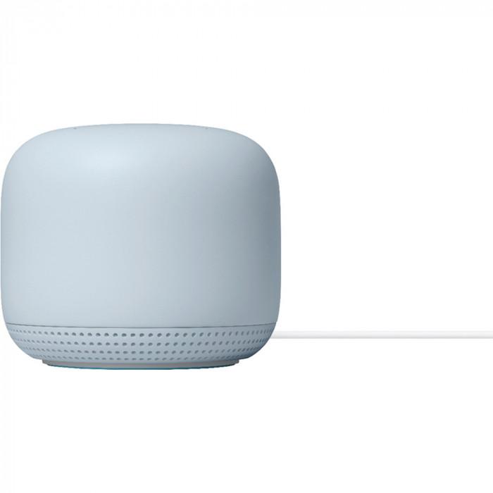 Nest WiFi Add-On Point Range Extender (1 Pack) Blue