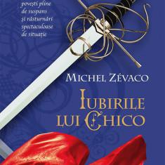 Cavalerii Pardaillan. Iubirile lui Chico (vol. 7)
